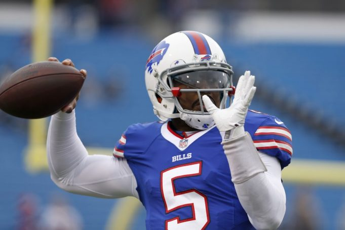 New York Jets must land a number one quarterback like Tyrod Taylor 1