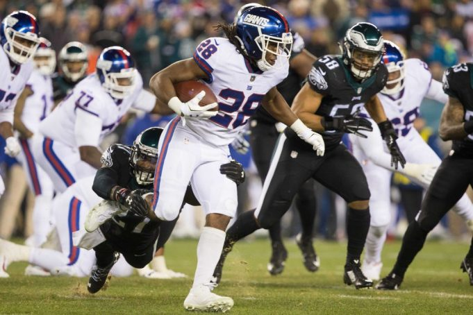 Paul Perkins could provide Ahmad Bradshaw-like spark for the New York Giants 1