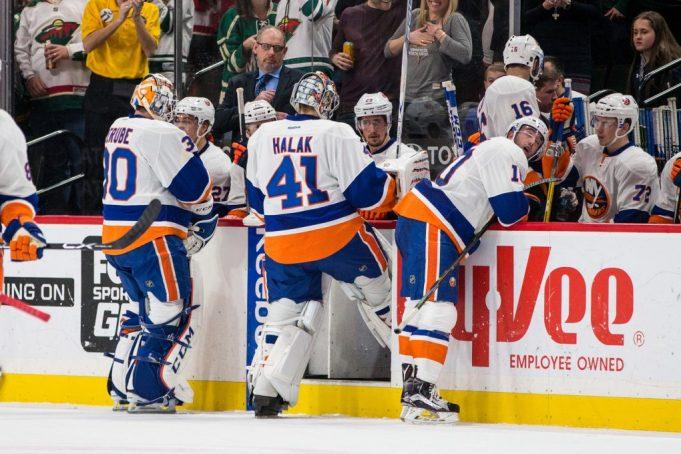 New York Islanders show plan for future by waiving Jaroslav Halak 2