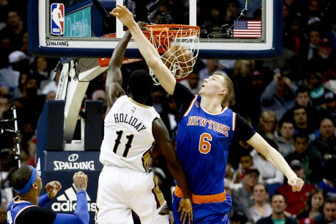 New York Knicks: Harsh realities of life without Kristaps Porzingis