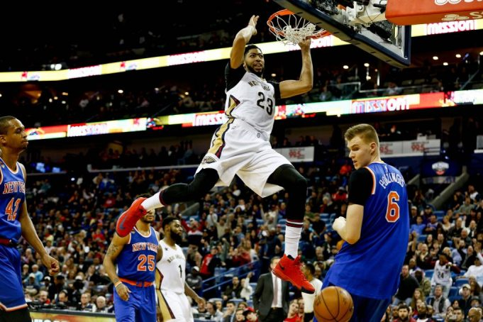New York Knicks-New Orleans Pelicans Preview: Slowing Down Anthony Davis