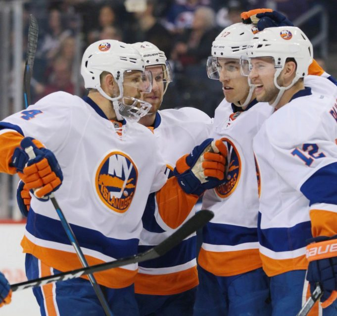New York Islanders are still very much 'in it' heading into 2017 2