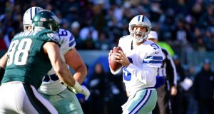 Tony Romo leads Dallas Cowboys to a touchdown on first drive of return (Video)