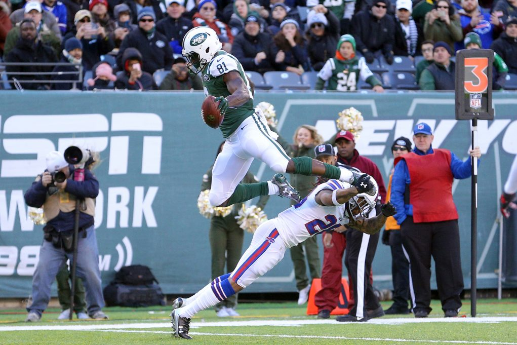 New York Jets ruin shot at No. 3 pick with win against Buffalo Bills (Highlights)