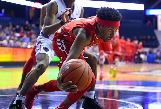 St. John's Red Storm: Big East honors Shamorie Ponds and Bashir Ahmed