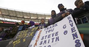 Baltimore Ravens WR Steve Smith announces his retirement in style 2