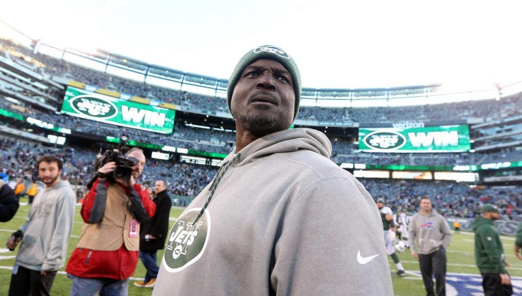 The New York Jets 2017 season will be a 'Flight Training'