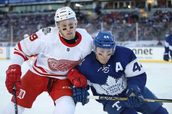 Detroit Red Wings mount a huge comeback against the Toronto Maple Leafs (Highlights)