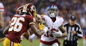 New York Giants appear ready for playoffs after win over Washington Redskins (Highlights)