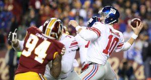 New York Giants 2017 regular season opponents are set
