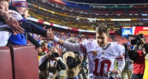 The New York Giants ultimate key in defeating the Green Bay Packers 1