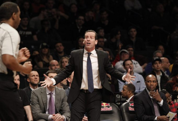 The Brooklyn Nets present: A tale of two halves