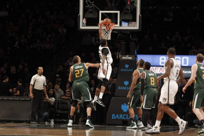 Brooklyn Nets crumble in the fourth at Gordon Hayward's hands