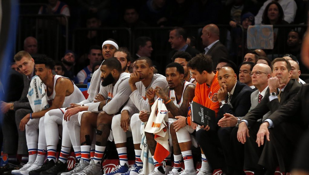 Is Carmelo Anthony the New York Knicks worst defender? 2