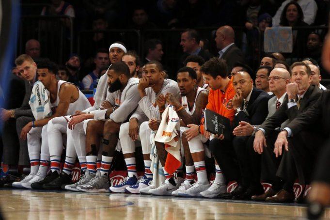 New York Knicks: Jeff Hornacek admits his team isn't good enough on defense