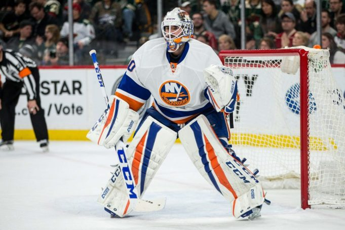 It's JF Berube time for the New York Islanders