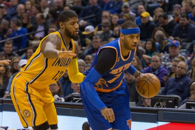 New York Knicks: Fourth quarter rally isn't enough in loss to Pacers (Highlights)