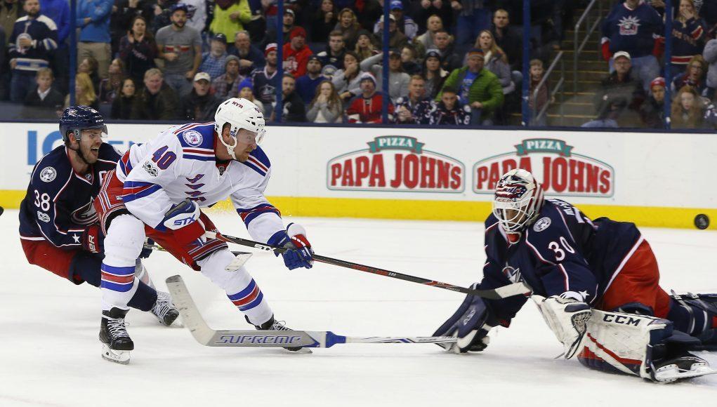 New York Rangers Reaction: Blueshirts grab-n-go in Columbus
