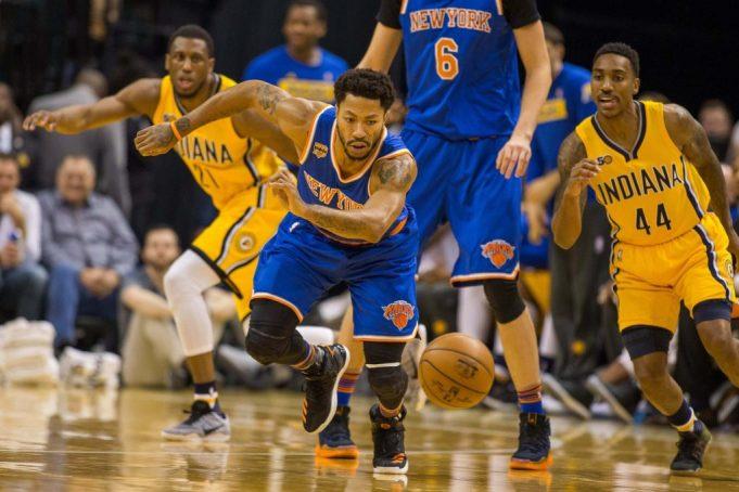 New York Knicks' Derrick Rose: The saga continues