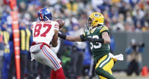 New York Giants trail 14-6 at halftime as Odell Beckham Jr., Sterling Shepard disappoint (Video) 2