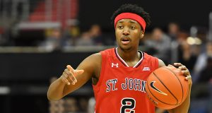 St. John's Red Storm face biggest test vs. Villanova