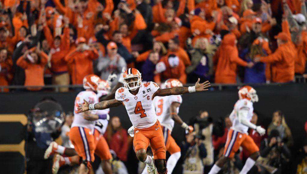 2017 NFL Draft: Scouting Clemson quarterback Deshaun Watson