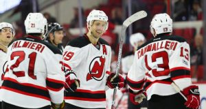 The New Jersey Devils should keep their heads up: Taylor Hall is a major reason why