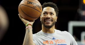 New York Knicks: Derrick Rose is preaching what we all want to hear