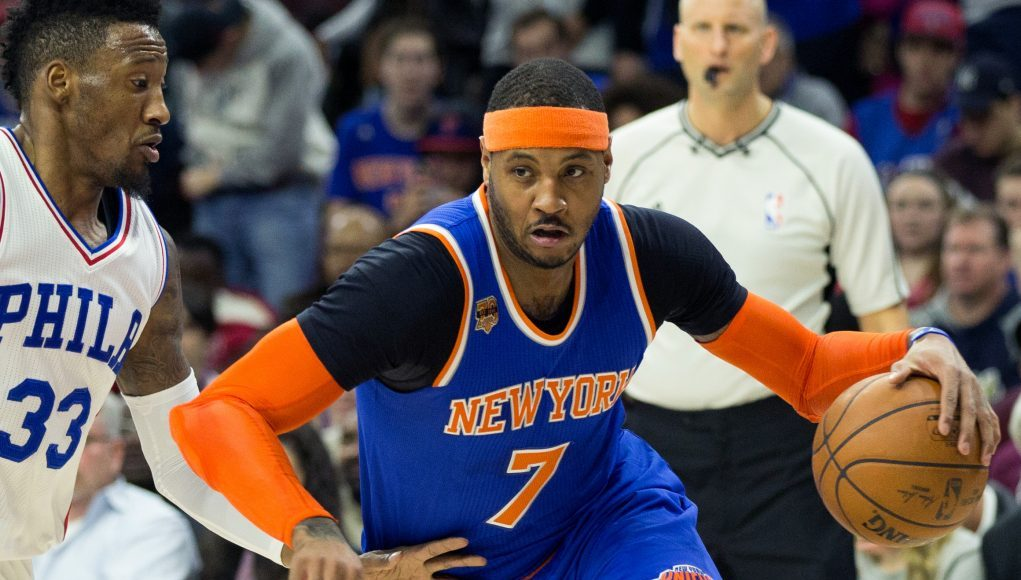 New York Knicks' Carmelo Anthony remains overrated in a 'blow it up' situation 1