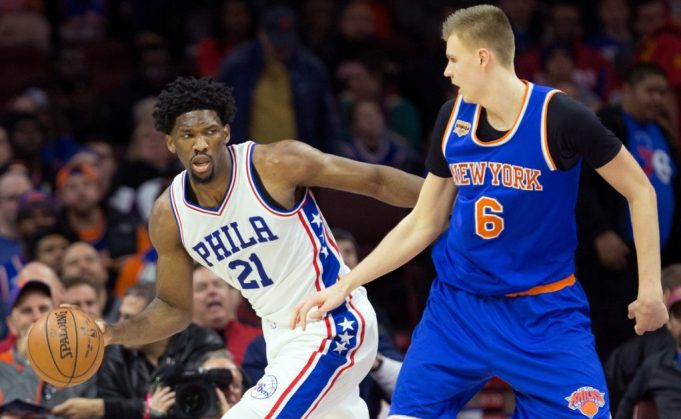 New York Knicks choke away 10-point fourth-quarter lead, Lose at the buzzer vs. Sixers (Highlights)