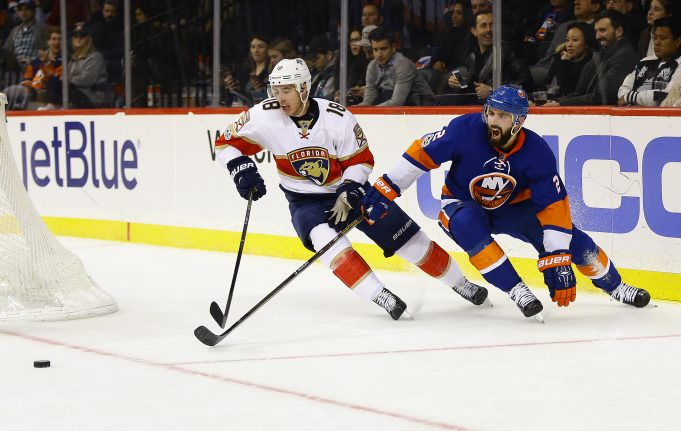 New York Islanders conclude home and home against Florida Panthers