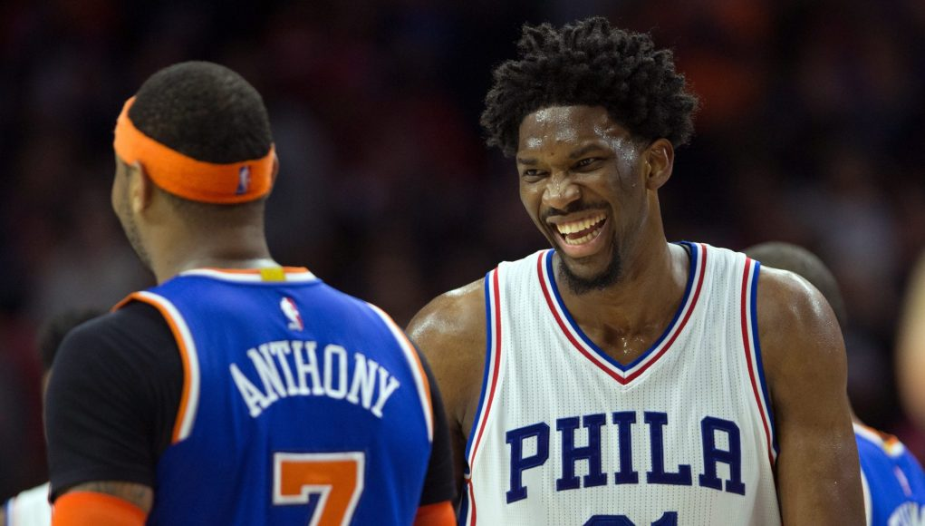 The New York Knicks should replace Phil Jackson with 'The Process' 1