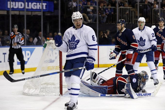 New York Rangers disappoint on Steven McDonald night against Leafs (Highlights)