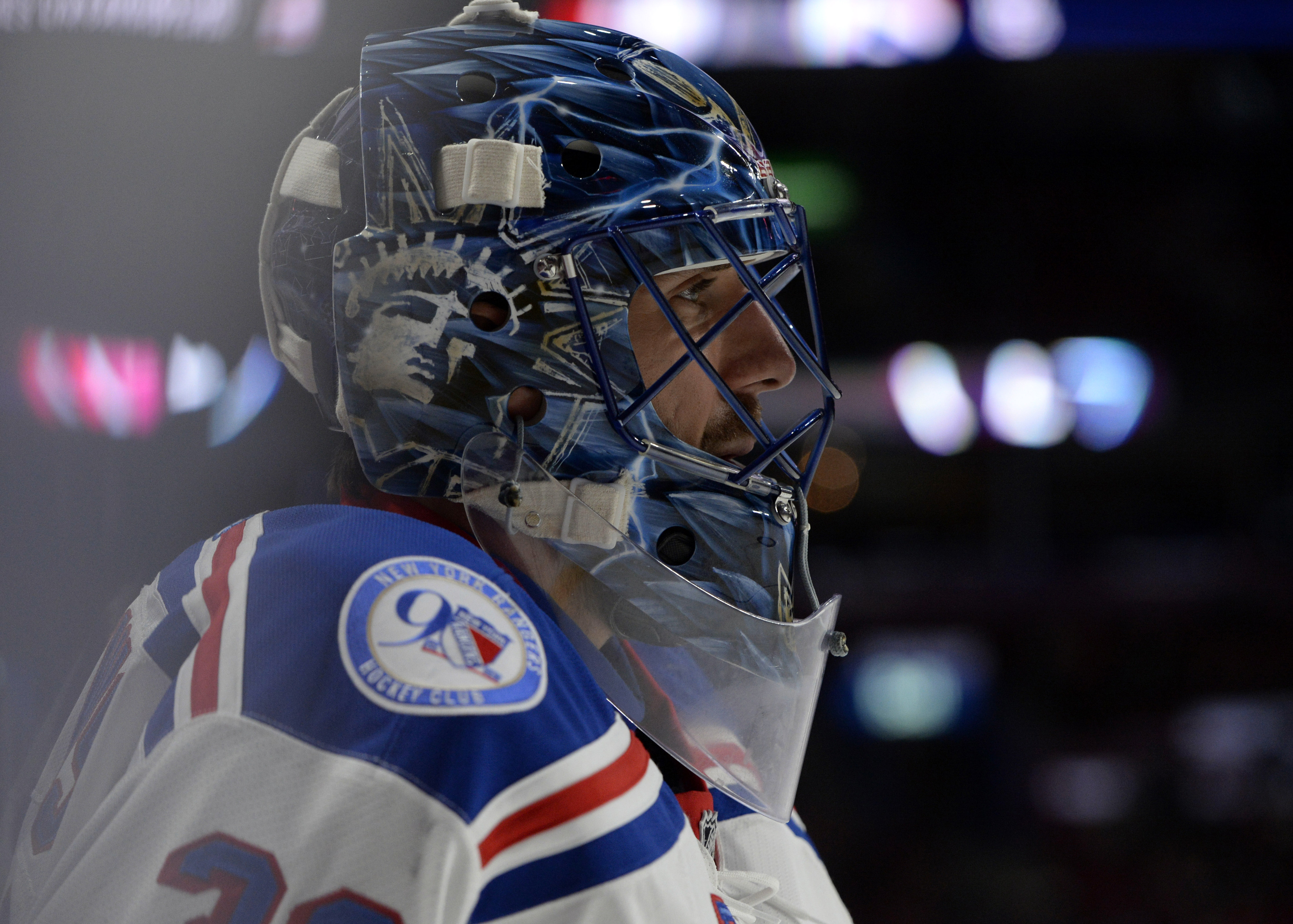 For Henrik Lundqvist and the New York Rangers, the excuses have vanished