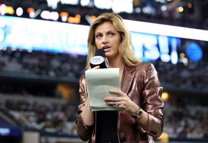 Erin Andrews reveals she had cervical cancer during NFL season