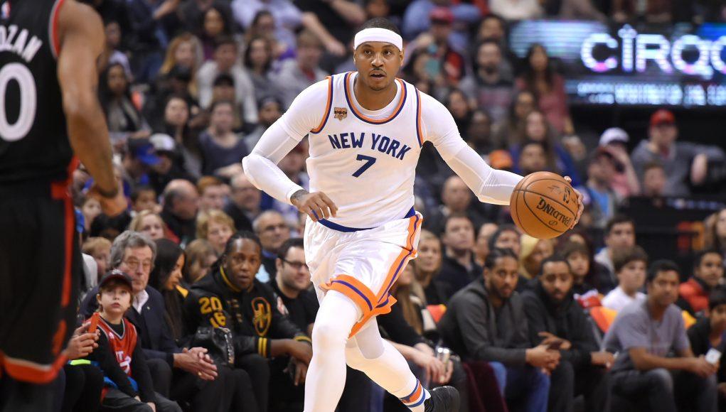 The fundamental reason the New York Knicks should not trade Carmelo Anthony
