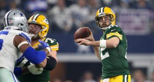 Aaron Rodgers confusing and owning the Dallas Cowboys defense early (Video)