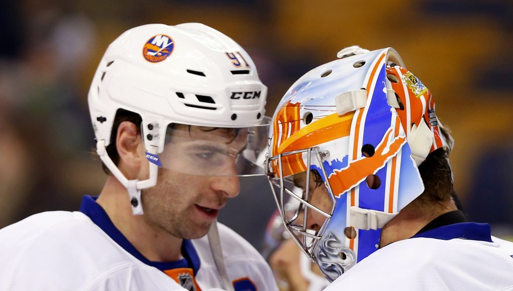 O Captain! My Captain! New York Islanders' John Tavares continues to dazzle