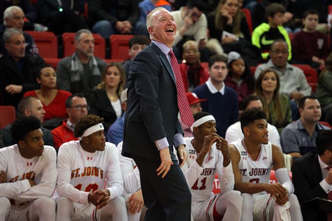 How will the St. John's Red Storm replace Zach Brown if they lose him?