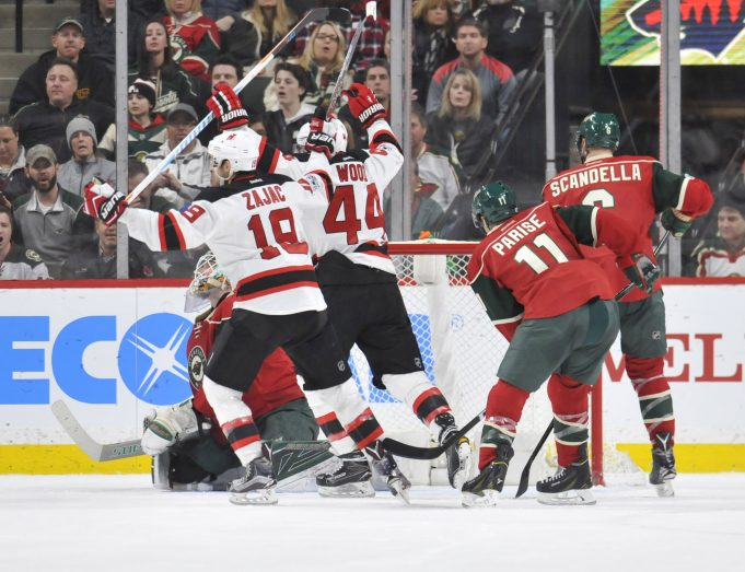 After successful trip, New Jersey Devils can't be counted out as playoff contenders