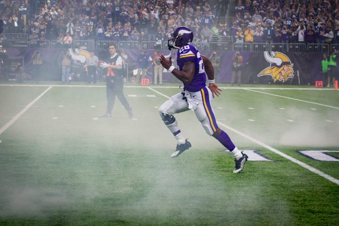 Adrian Peterson would consider playing for the New York Giants 1