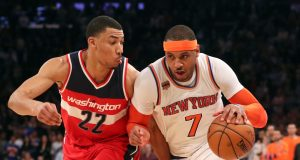 New York Knicks: Carmelo Anthony admits he would 'consider' trade