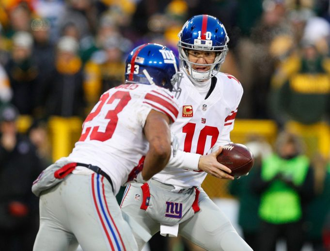 Five Reasons to be concerned about the 2017 New York Giants