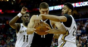 That's right: Brook Lopez and the Brooklyn Nets dominate the Pelicans (Highlights)