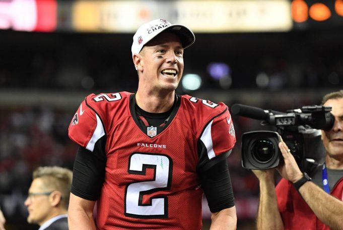 Super Bowl LI: New England Patriots vs. Atlanta Falcons