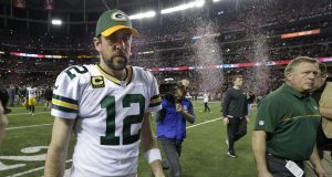 NFL Playoffs: Aaron Rodgers never had a chance against the Atlanta Falcons
