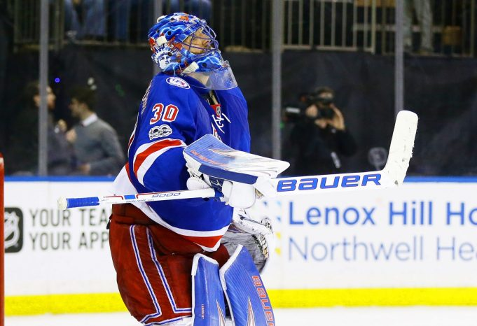 Henrik Lundqvist shines as New York Rangers take out Kings at MSG (Highlights) 1