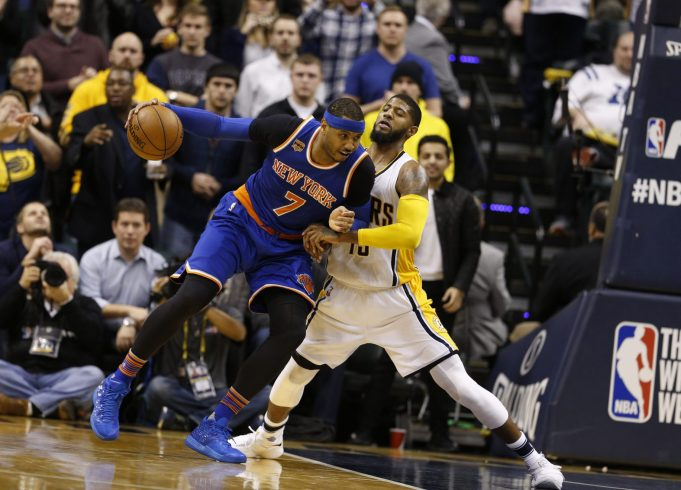 New York Knicks fans should know better than to get overhyped after Monday's win