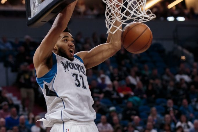 The Brooklyn Nets harmlessly fall to Karl-Anthony Towns, Minnesota Timberwolves (Highlights)