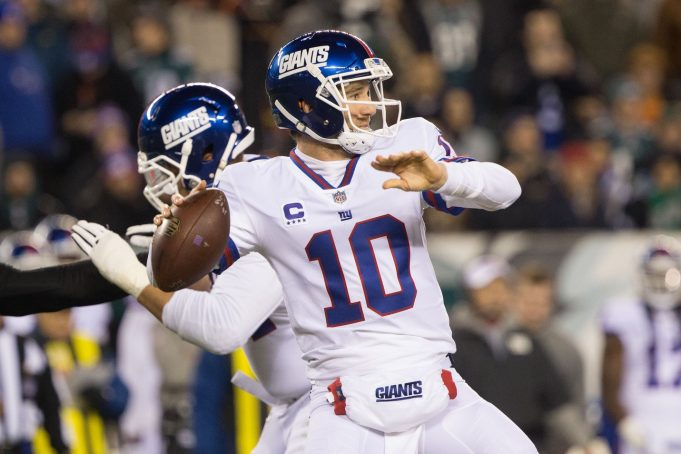 New York Giants: Could Eli Manning restructure his contract?